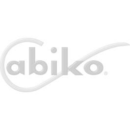 A 1507 HF. Helisolert flatstift, han  (6,3 x 0,8mm), 0,75-1,5mm², rød