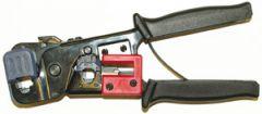 Presstang modularkontakter, enkel type; 6/8 pin