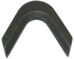 Pressbakke, overstempel  (V-bakke) til HP 300