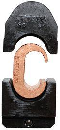 C 4 VERKTØY. Novopress C-pressbakke for C4-klemmer. 6-10mm²