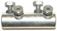 SCA 120300. Skruskjøtehylse, Cu 95-300mm², Al 120-300mm²