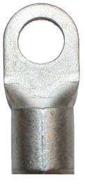 B 50-12 SH. Uisolert kabelsko, ring, sveiset hals, 50mm² M12