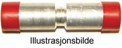 Press-skjøtehylse, Aluminium 630mm²