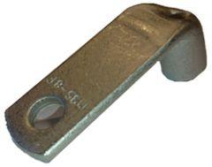 KRF 35-8 90 POW. Presskabelsko, vinkel 90º  Cu, KRF 35mm² M8, lang lask.