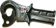 KS 34, Kabelkutter, jekkesaks, opp til ca. Cu 3x70mm² / AL 3x95mm² (ø=34mm)