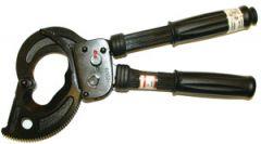 KS 80, Kabelkutter, jekkesaks, opp til ca. Cu 4x240mm² / Al 4x240mm² (ø=80mm)