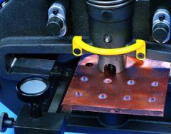 HSBL 7050. Novopress lokkeverktøy for Cu- og Al- skinne. Maks skinne 160x13mm