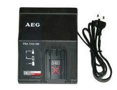 Lader for batterier til HPA 400