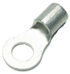 B 1543 RS. Uisolert kabelsko, ring, sveiset hals, 0,75-1,5mm² M4, SMAL LASK