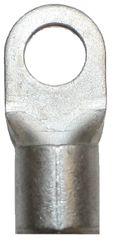 B 120-8 SH. Uisolert kabelsko, ring, sveiset hals,  120mm² M8