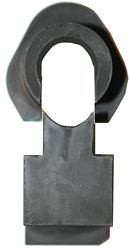 RP 50. Pressbakke, rundpressmatrise for forming av Al-kabel 50mm²