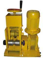SM 1. Kabelgjenvinningsmaskin.